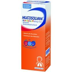 MUCOSOLVAN KINDER 30MG/5ML